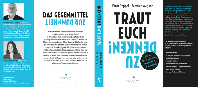 Book of Prof. Dr. Ernst Poeppel and Beatrice Wagner