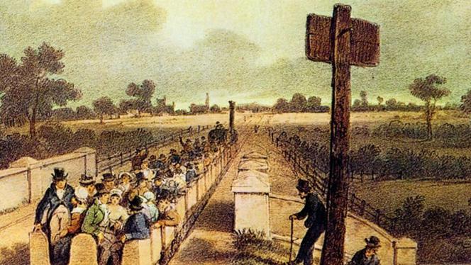 En 1830, Liverpool voit l'ouverture de la première ligne commerciale de chemin de fer.