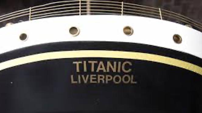 Le Titanic était immatriculé à Liverpool.