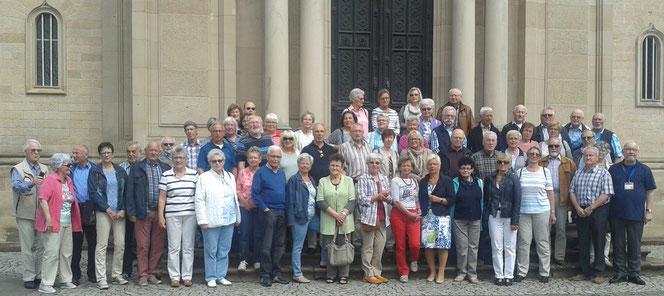 Sparkassen-Senioren in der Landeshauptstadt