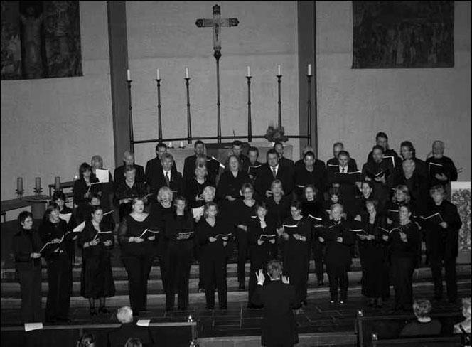 Adventskonzert in der St. Pius Kirche Frankfurt 2006