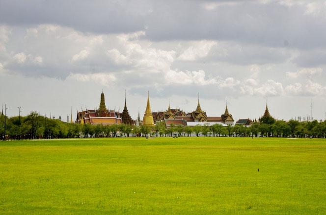 バンコク・エメラルド寺院(ワットプラケオ)Wat Phrakeaw วัดพระศรีรัตนศาสดาราม