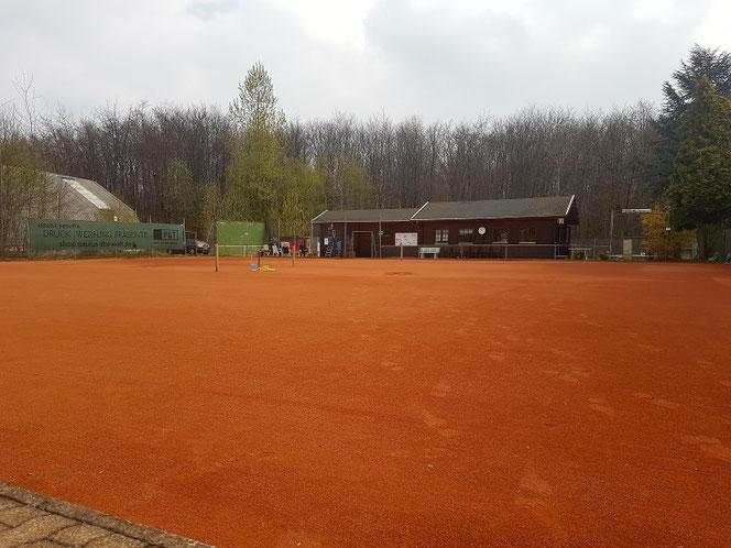 Tennisplatz der Sportfreunde Höhr-Grenzhausen