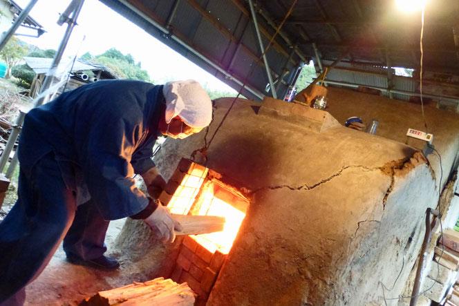 陶芸家 竹嵐さん。 作品展で何気にこの写真を発見!感動の嵐