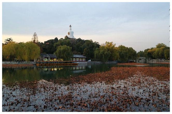 Peking Sehenswürdigkeiten top highlights beijing beihai park