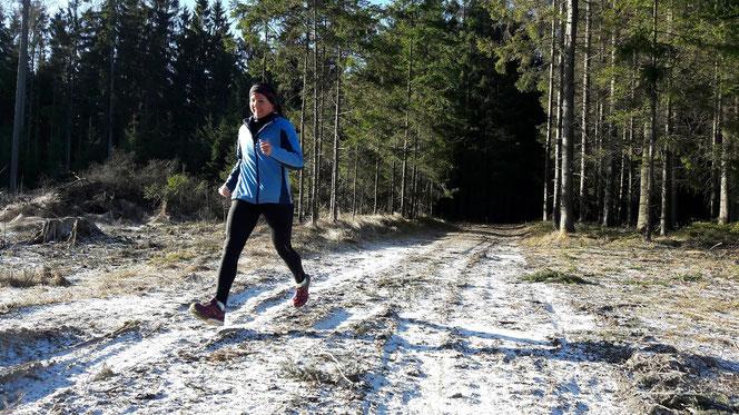 Patricia Vajk, Fitnesstrainerin und Personaltrainerin im Waldviertel, Niederösterreich