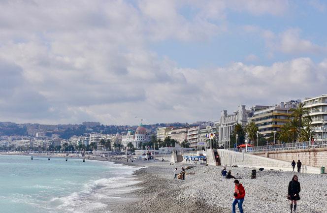 Städtereise Frankreich:  Nizza