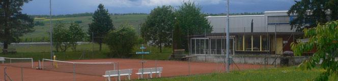 Bild Tennisanlage TCU