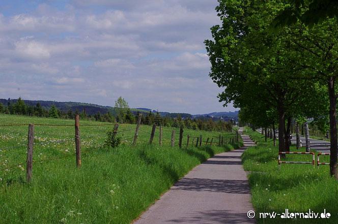 Ruhrtal Radweg radfahren ruhr