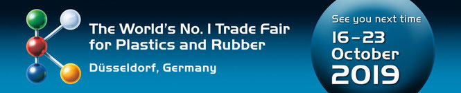 K plastics and rubber exhibition