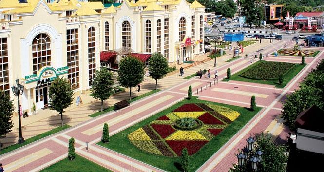 Кисловодск - Новый год