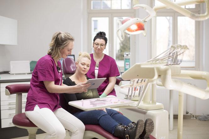 Zahnarzt Leipzig Behandlung