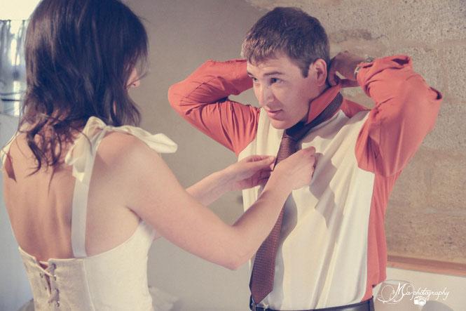 mariage, préparatifs des mariés