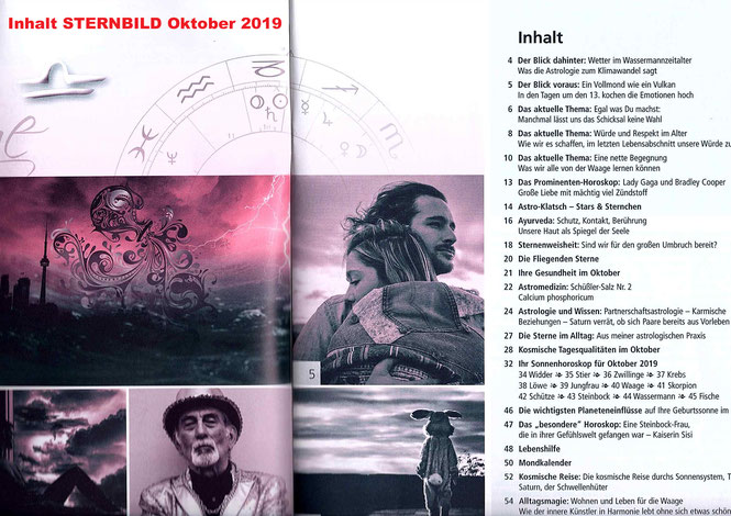 Vollmond, 13. Oktober 2019, 13.10.2019, Sternbild, Artikel Vollmond, Autorin Conny Nagel