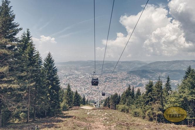 Seilbahn Sarajevo