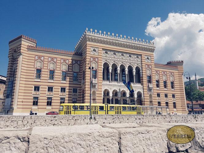 Stadtbibliothek Sarajevo