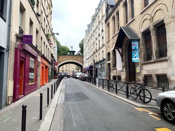 la petite ceinture in Paris