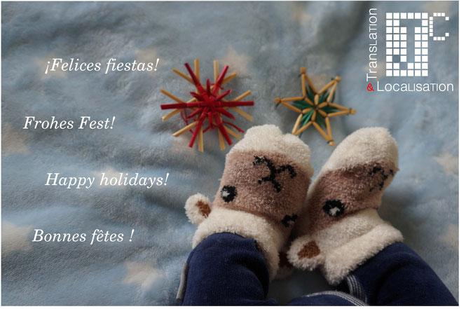 ¡Feliz Navidad y próspero año 2018!