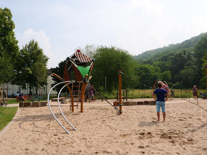 Spielplatz am Hindenburgplatz