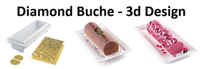 Diamond Buche - 3d Design