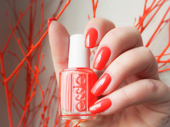 swatch essie sunshine state of mind