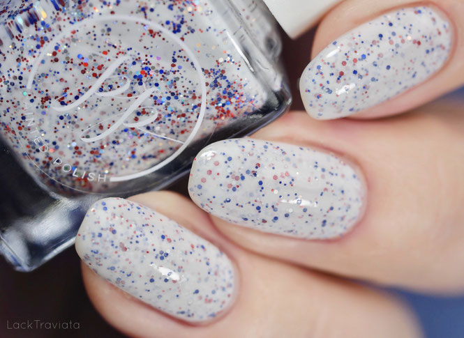 PAINTED POLISH • PARTY LIKE A PATRIOT • Spring Has Sprung Collection (spring 2020)