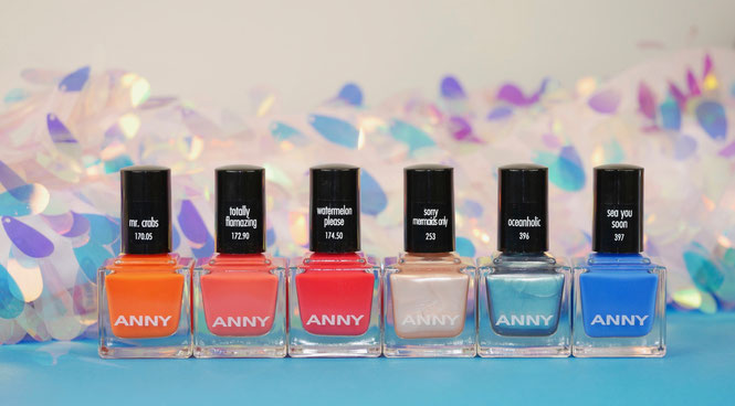 ANNY • Sea You Soon Collection (Summer 2018)