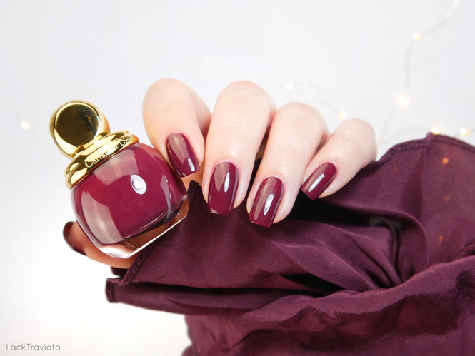 Dior • AUDACE 890 • Midnight Wish Holiday Collection 2018