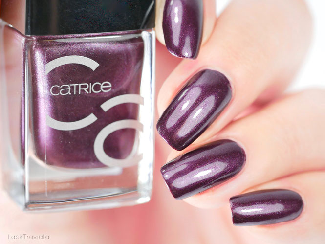 CATRICE • ICONails No. 80 Cherry Bite (summer 2019)
