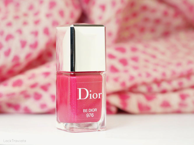 Dior • BE DIOR 976 • Dior Addict Stellar Shine Collection (spring 2019)