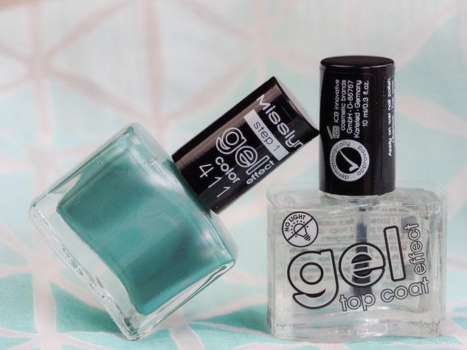Misslyn Gel Effect Duo 411