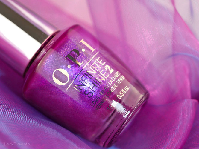 OPI • Berry Fairy Fun (HR K23) • The Nutcracker and the Four Realms Holiday Collection 2018