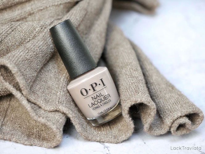 OPI • Icelanded a Bottle of OPI (NL I53) • Iceland Collection • Fall 2017