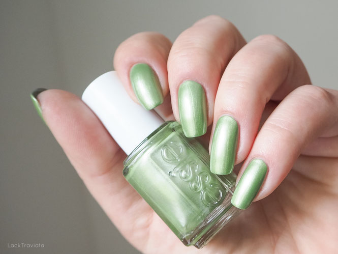 swatch essie slick oilpaint artist kit, jade in manhattan