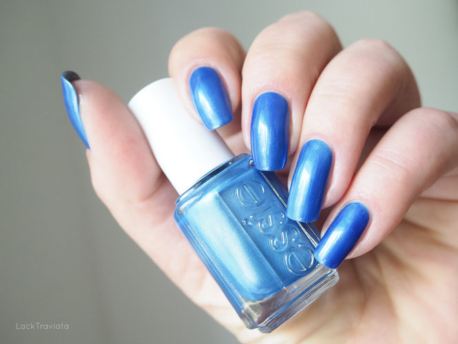 swatch essie slick oilpaint artist kit, indigo to the gallery