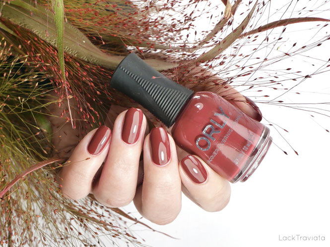 ORLY • RED ROCK (2000060) • Desert Muse Collection (fall 2020)