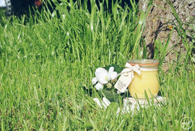 Holunderblüten-Curd