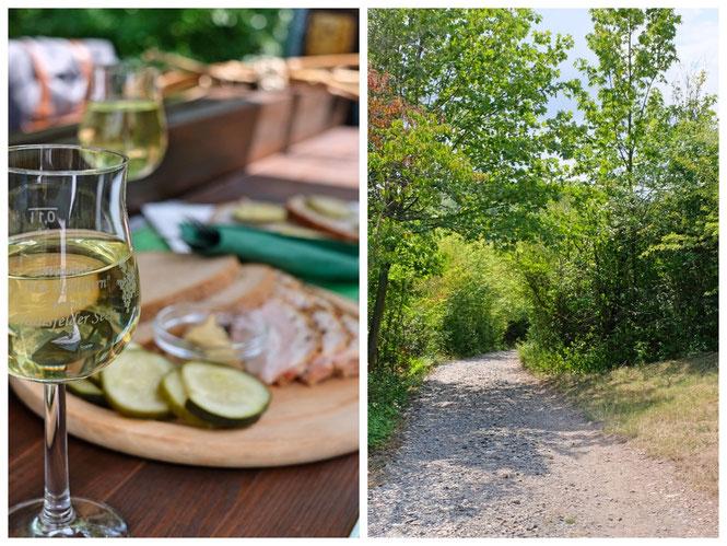 Weinhütte Röhrborn. Was für ein Kleinod! Google Maps Link gesetzt