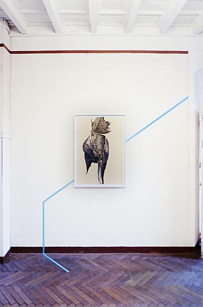 Installation view, Untitled, 2018, Villa Nigra, Miasino (No)