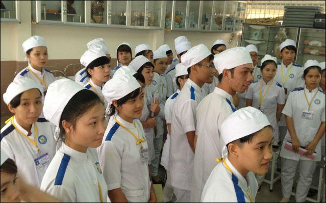 Krankenpflegerausbildung Vietnam Fachkräftemangel Deutschland Vietnam Ausbildung GIZ Goethe Kooperation fachkräfte aus vietnam