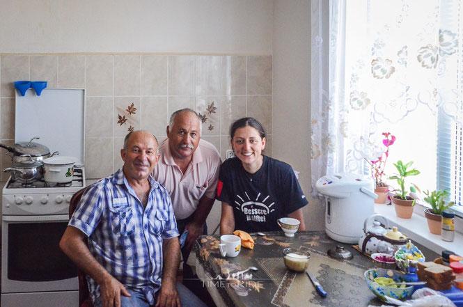 Kasachstan empfängt uns mit Neugier und großer Gastfreundschaft