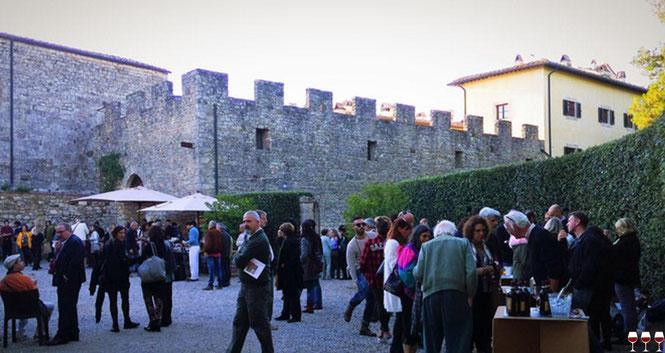 Contemporary wine, Toscana, Italia. Itinerari di vino. Blog Etesiaca