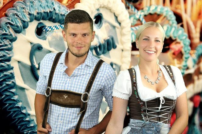 Bild mit Greenscreen Technologie für Freising bei www.shootingbooth.de