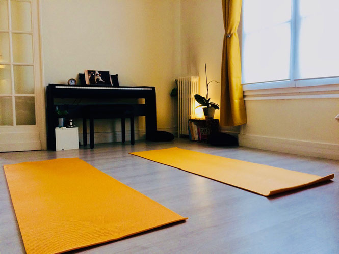 Cours particuliers de Pilates, Yoga, Barre au Sol, Stretching à Paris