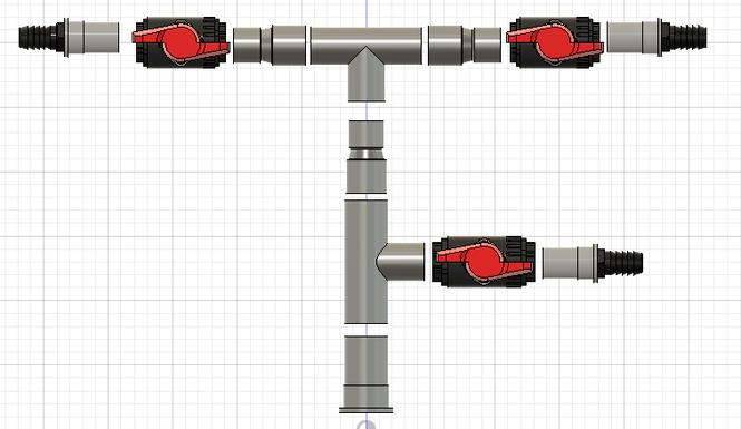レッドシーリーファー用配管 dep-4000
