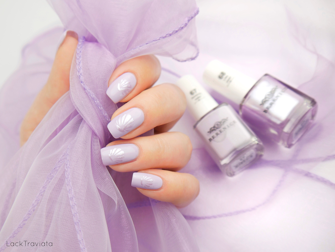 BERENICE • Serenity water 67 • Oxygen Nail Lacquer • Rhapsody of the seas Collection