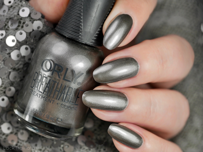 ORLY • LOVE AT FROST SIGHT • All Tangled Up Collection (fall/winter 2020)