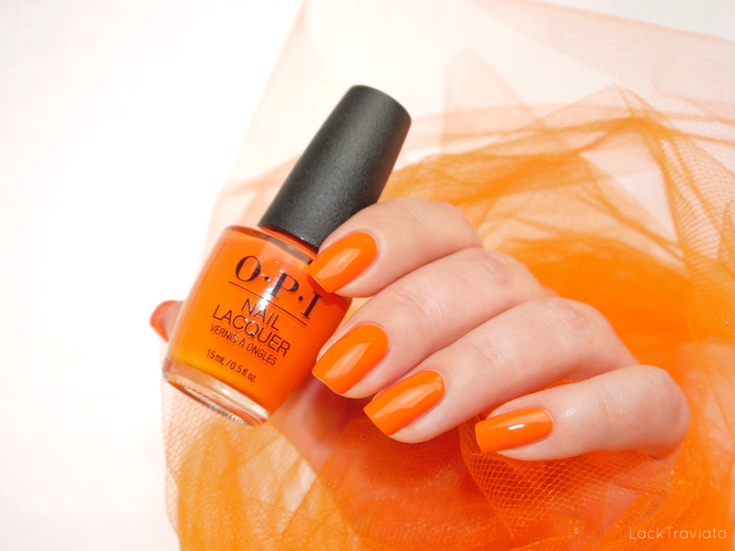 OPI • Summer Lovin' Having a Blast! (NL G43) • OPI Grease Collection Summer 2018