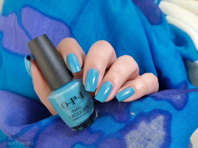 OPI • Can't Find My Czechbook (NL E75) • OPI Euro Centrale Collection