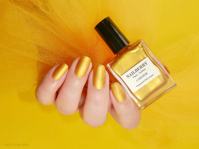 NAILBERRY • GOLDEN HOUR